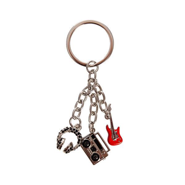 Nektar C0010190 3Lü Anahtarlık Gitar Kulaklık Radyo. ürün görseli