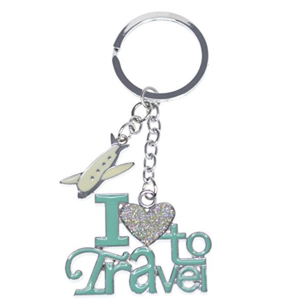 Nektar C007585 I Love Travel Anahtarlık. ürün görseli