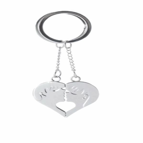Nektar D005678/79 Kırık Kalpler Metal Anahtarlık. ürün görseli