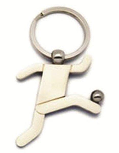 Nektar D101188 On Numara Metal Anahtarlık. ürün görseli
