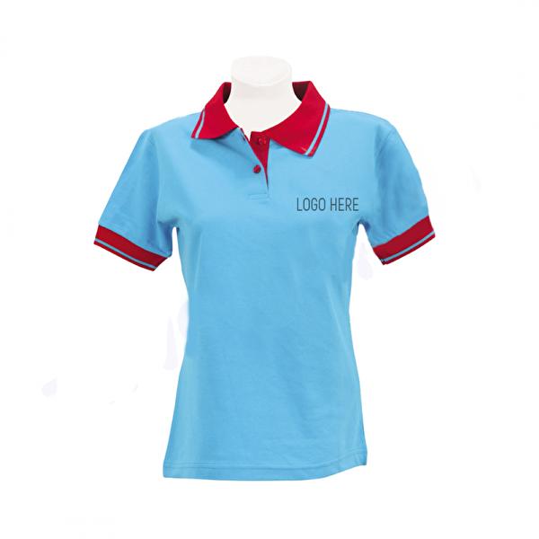 Polo yaka t-shirt 150-08. ürün görseli