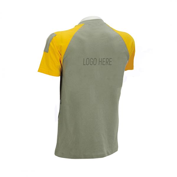 Bisiklet yaka t-shirt 150-11. ürün görseli