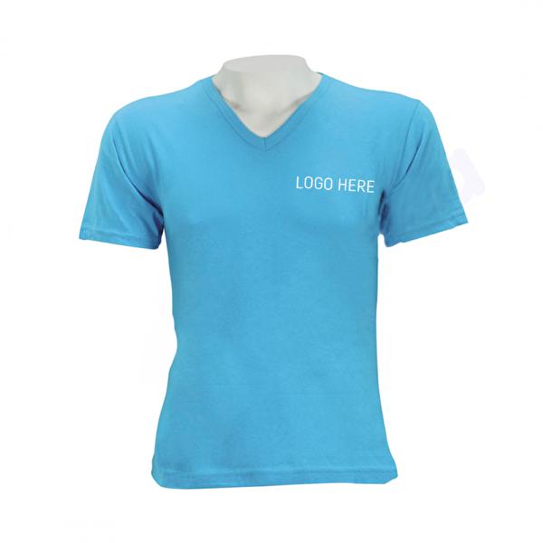 V yaka t-shirt 150-14. ürün görseli