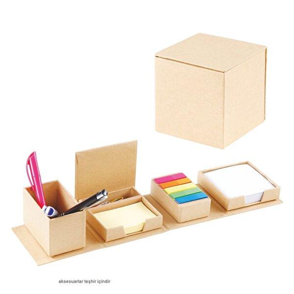 Geri Dönüşümlü Kutu Not Seti. ürün görseli