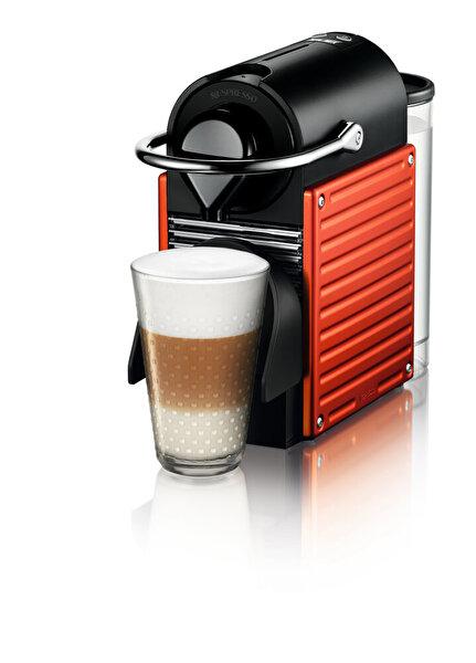 Nespresso C61 Pixie Red Kahve Makinesi. ürün görseli
