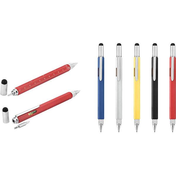 Nektar Çok Fonksiyonlu Metal Tükenmez Kalem. ürün görseli