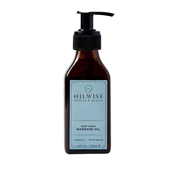 Oilwise Deep Tissue Massage Oil. ürün görseli