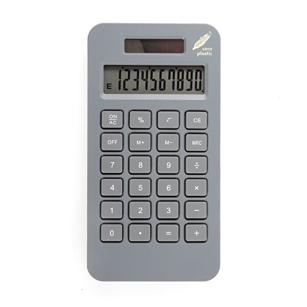Nektar 12341801 Cep Hesap Makinası Siyah. ürün görseli