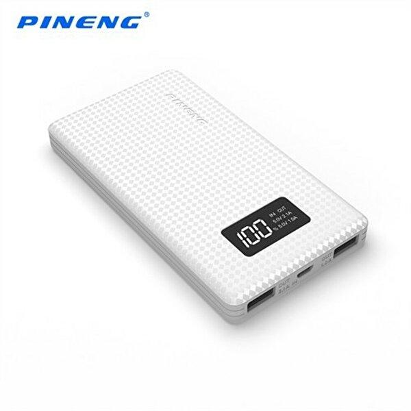 Pineng PN-960 6000 Mah Taşınabilir Şarj Cihazı Beyaz. ürün görseli