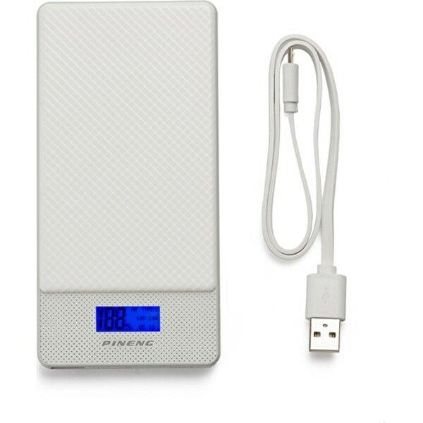 Pineng PN-993 10000 mAh Hızlı Sarj 3.0 Type-C Beyaz Powerbank. ürün görseli