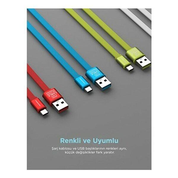 Pineng PN-303 Micro USB Siyah Kablo. ürün görseli