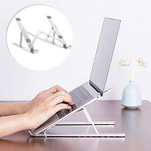 PromoNet Ayarlanabilir Metal Laptop Yükseltici. ürün görseli