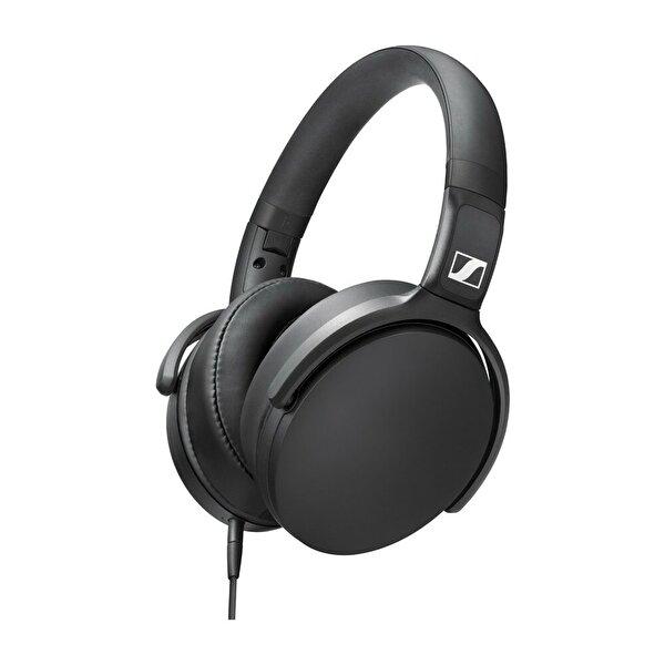Sennheiser HD 400S Kafa Üstü Siyah Kulaklık. ürün görseli