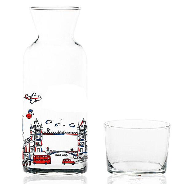 TK Collection London Cam Sürahi. ürün görseli